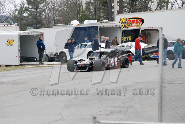 Twin State Speedway Practice April 11, 2009