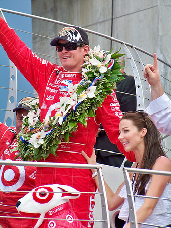UNDER CONSTRUX: The 2008 Indy 500