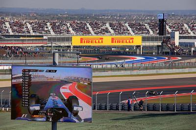 U.S. Grand Prix 2012, Circuit of the Americas