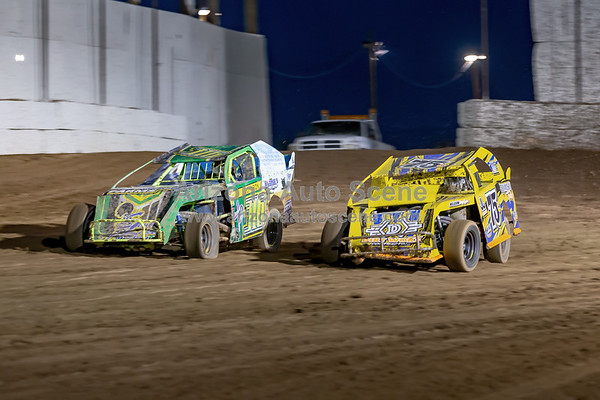 USAC Non Wing Sprints, IMCA Northern Sport Mods, Mod Lites and More from Arizona Speedway