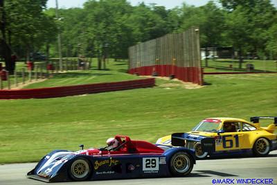 ...Riley & Scott Mk III #017 - Ford