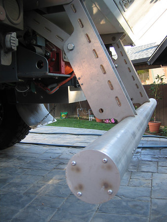 Unicat bumpers & winches