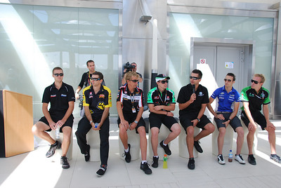 Drivers' question time.
