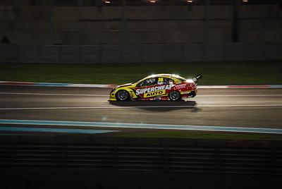 V8 Supercars in Abu Dhabi