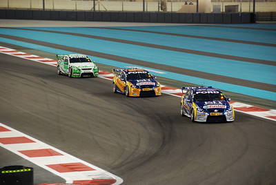 Race 2 on Saturday evening.