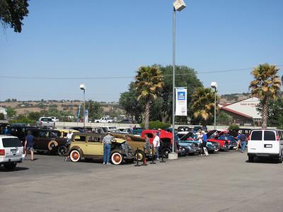 VCCA All Call Meet Car Show