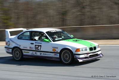 VDCA & BMW CCA Club Racing, Sat, 20-Feb10