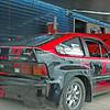 Bill and Shelia Hunter's Honda CRX. Bill and Shelia own Hanover Honda Sports.