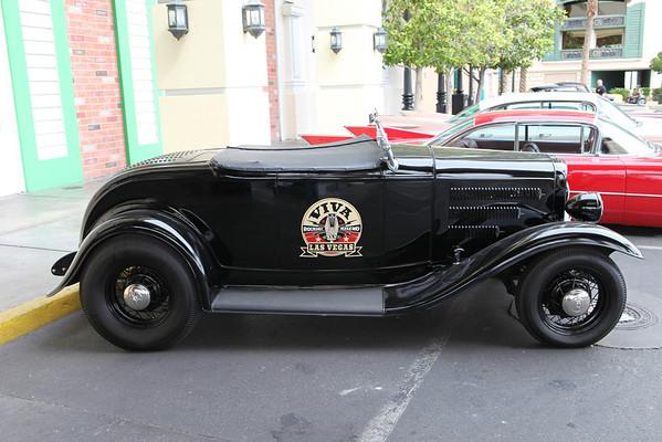 VIVA LAS VEGAS CAR SHOW APRIL 2014
