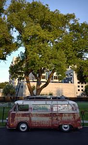 Classic VW Van