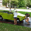 Team scrubbing