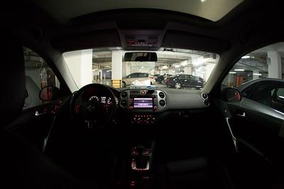 VW Tiguan 2.0TSI