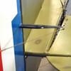 Bristol F2B rear control wires