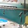 Bristol F2B exhaust & cowl