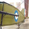 Bristol F2B fuselage lf