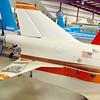 Bede BD 5V 1987 rear fuselage