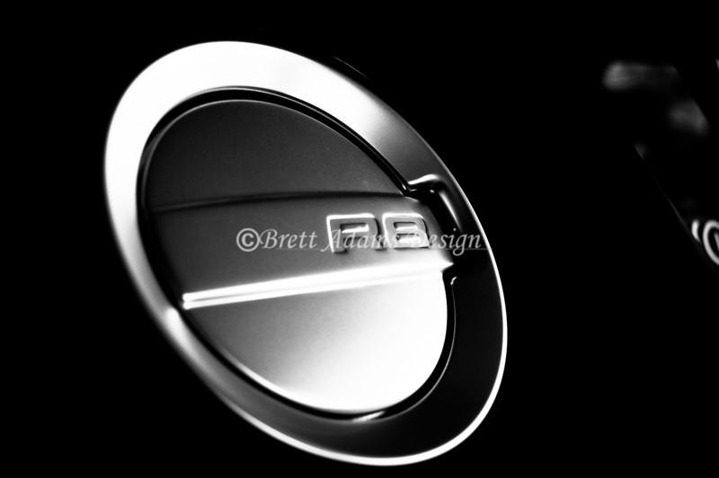 Audi R8 - Gas Cap