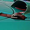 Jaguar D Type Hood Strap