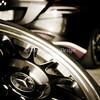 McLaren SLR Wheel Shot - NJ Motorsport Park