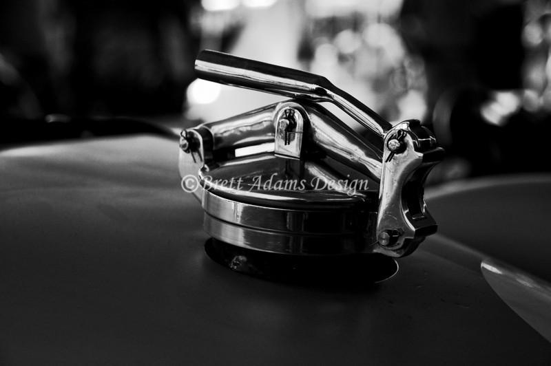 1935 MG PA/PB Leonidis Gas Cap