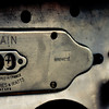 Dash Panel - 1938 Bugatti T38 Grand Prix Car