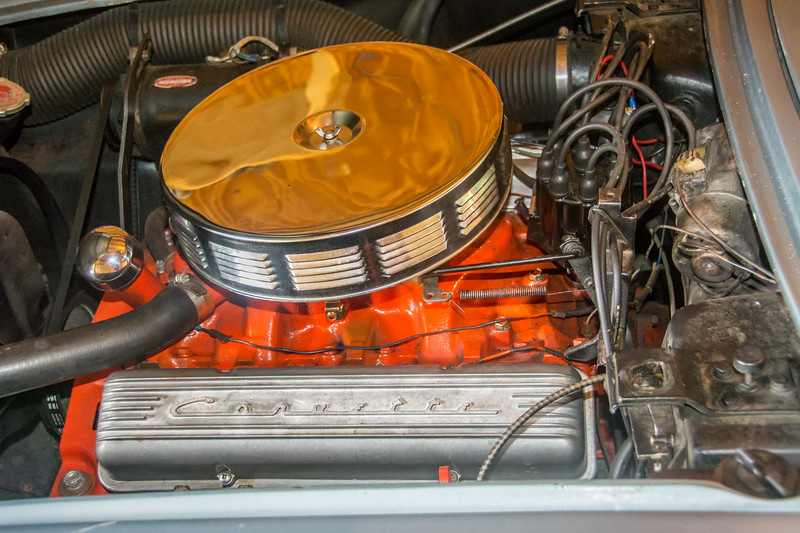 My 59 Corvette