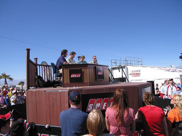 Vegas NASCAR Race - 2007