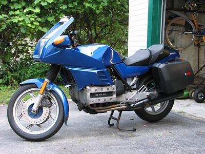 1987 BMW K100RS