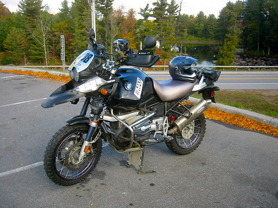 2004 BMW R1150GS Adventure.  I rode this bike for 50,000 while I had it.