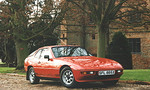 1981 Porsche 924. I had this while living in England in 1996. It had numerous mechanical issues while I owned it.
