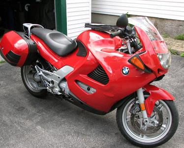 2000 BMW K1200RS