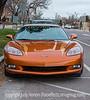 Snazzy Corvette