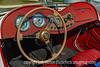 Classic MG Interior