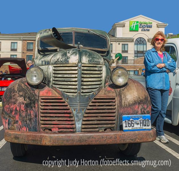 Vintage Truck - Restored