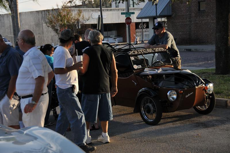 Classic Car Show, Plant City, September 2010