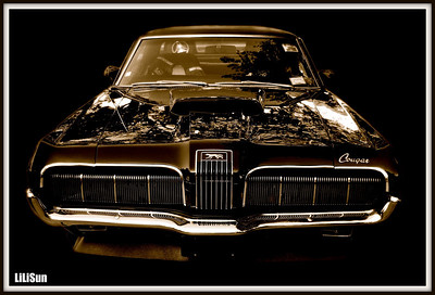 Classic Cars/Cougars