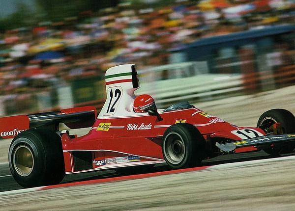 Vintage Racing Images