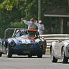 Vintage Car Racing, Lime Rock Park