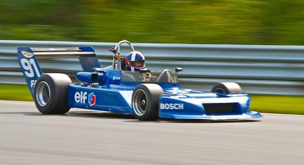 Vintage Car Racing, Lime Rock Park