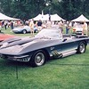 Mako Shark - 2002  GM Tech Ctr at Concours of America Meadow Brook Hall 02