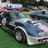 # 111 - 2008, Robert Saraillh at Corvette Corral, Le Mans Classique