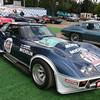 # 111 - 2008, Robert Saraillh at Corvette Corral, Le Mans Classique