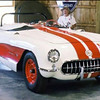 # 114 - 1957 Airbox car - John Neas at Rosenthal Chev