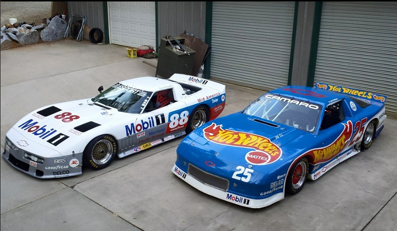 # 88 - 2016 RMMR  Mike Haemmig GT1 pre-historics 01
