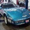 # 88 - 1989, Corvette Challenge, ex-Bob Gorby in MTI shop 2013, Jack Brown