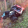 # 92 - 2015 demise of ex John Orr race car by Mike McGranighan 01
