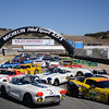 Corvette Group Photo, Aug 15, 2013, Mazda Laguna Seca Raceway
