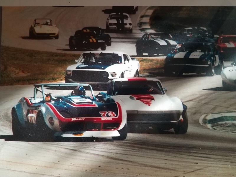 Vintage Racing East + Mid-West - corvetteregistry