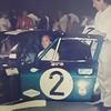 # 2 - 1987 Monterey Historics Rex Turner with Bob Paterson