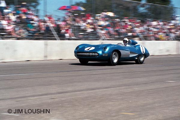 # 1 - Monterey Historics 1987, John Fitch